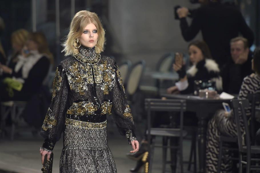 Le Ritz Paris, écrin du prochain défilé Chanel Métiers d'Arts