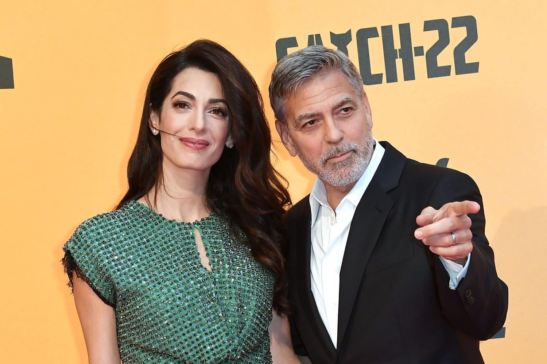 George et Amal Clooney sont (officiellement) habitants du Var!