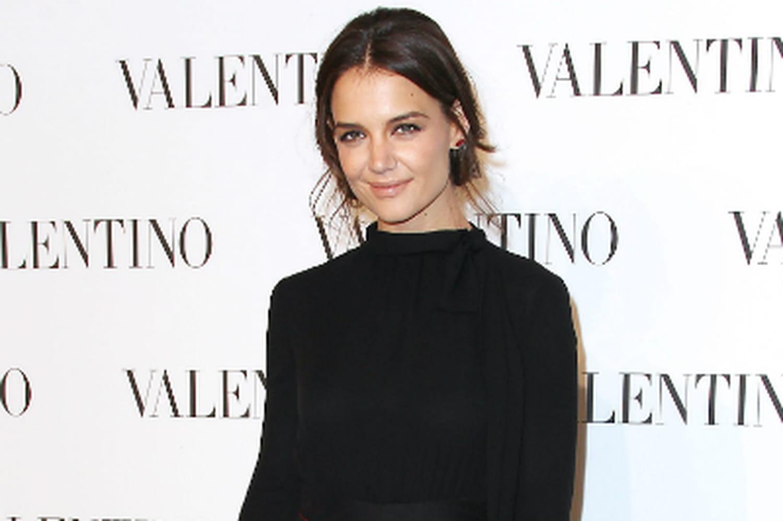 Le look people du jour: Katie Holmes ravissante en Valentino