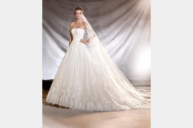 Robe de mariée Oribe, Pronovias