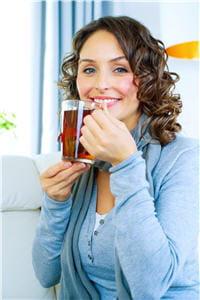 le thé est utile pour diminuer le stress et rester concentré.