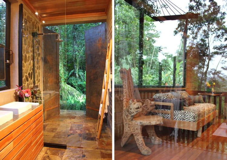 salle de bain hamadryade