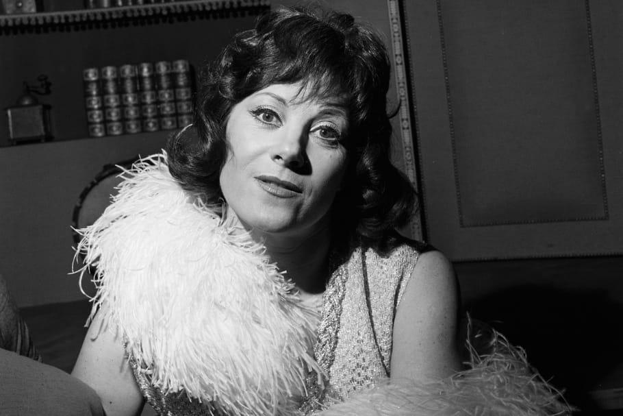 Colette Renard: PBLV, 4mariages, Fernandel... amours et scandales d'Irma la Douce