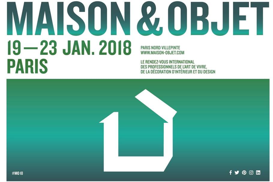 Salon maison et objet janvier 2018 toute les infos for Salon maison et objet exposant