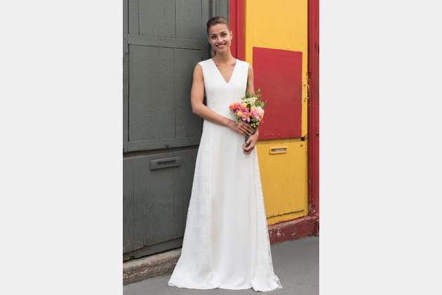 Robe de mariée Palombaggia, Marie Laporte