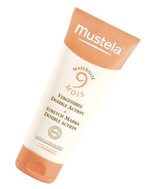 vergetures double action de mustela