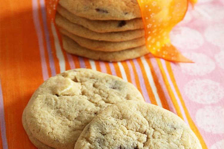 Cookies aux pépites de chocolat délicieux
