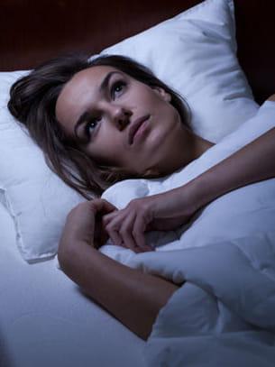 des insomnies répétées peuvent aussi être à l'origine de longues périodes sans