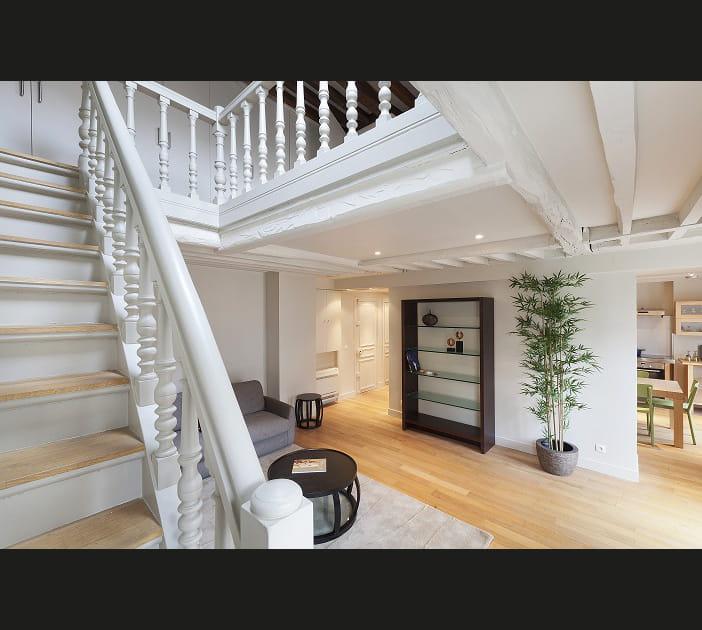 Un bel escalier déco