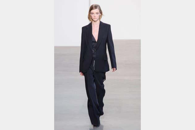 Défilé Calvin Klein