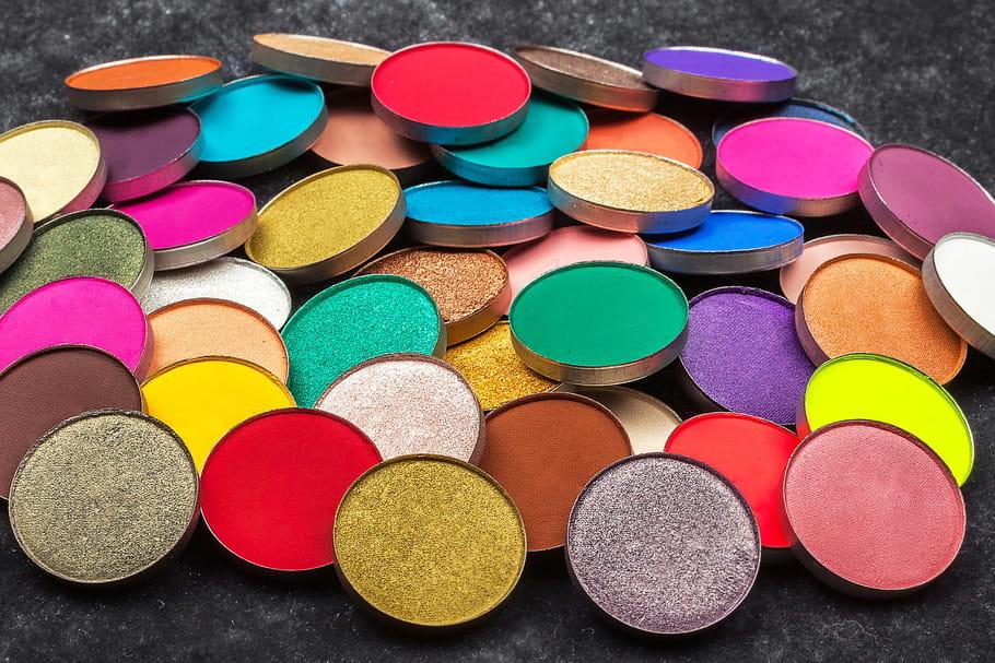 Meilleures palettes de fards à paupières: tout pour un regard parfait