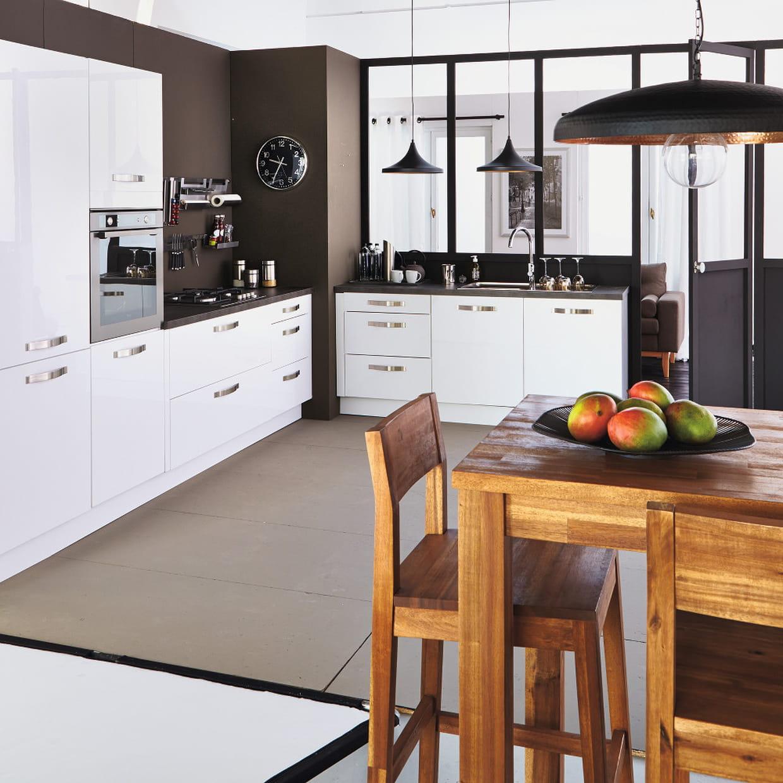 cuisine rimini d 39 alin a. Black Bedroom Furniture Sets. Home Design Ideas