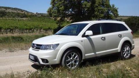 Essai Fiat Freemont AWD