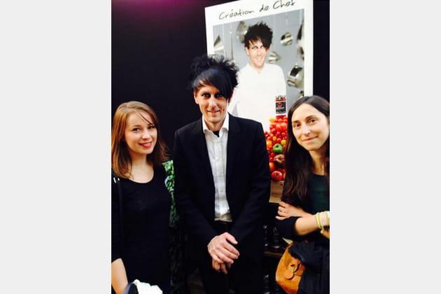 Olivier Streiff, sa rencontre avec Alice et Mariana