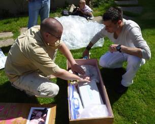 cercueil de bebe
