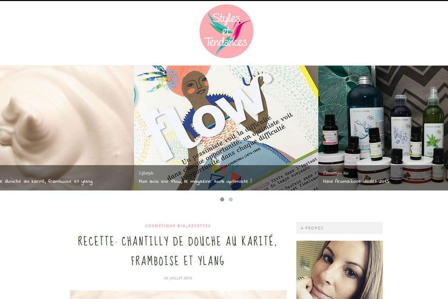 Le blog du moment : styles et tendances