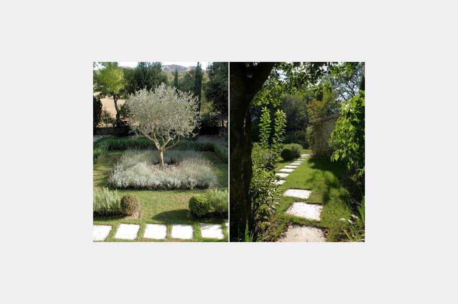 Suivez le chemin des jardins qui valent le d tour journal des femmes - Mas de l amarine ...