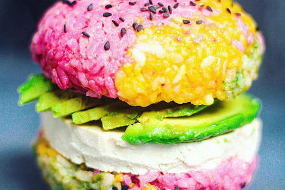 Le sushi burger: le nouveau phénomène culinaire