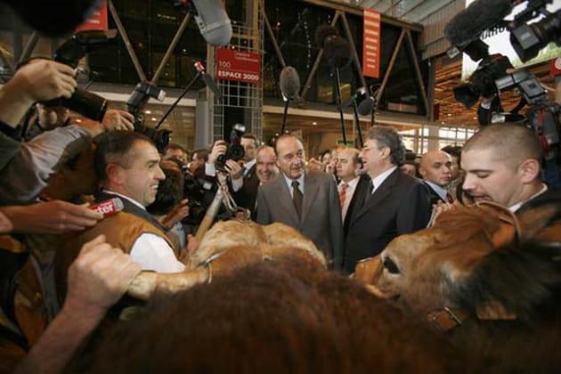 Jacques Chirac : rendez-vous incontournable