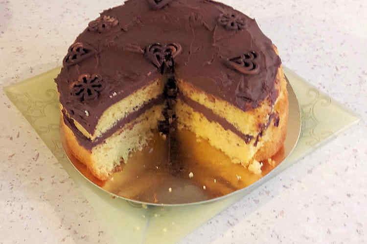 Sponge cake simplissime