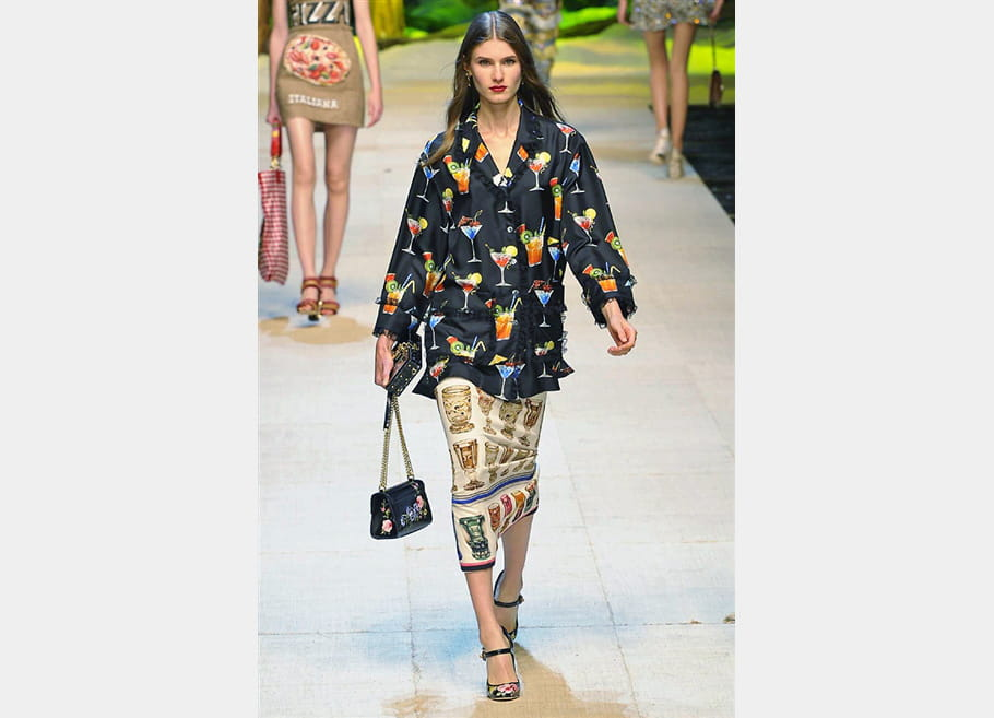 Dolce & Gabbana - passage 44