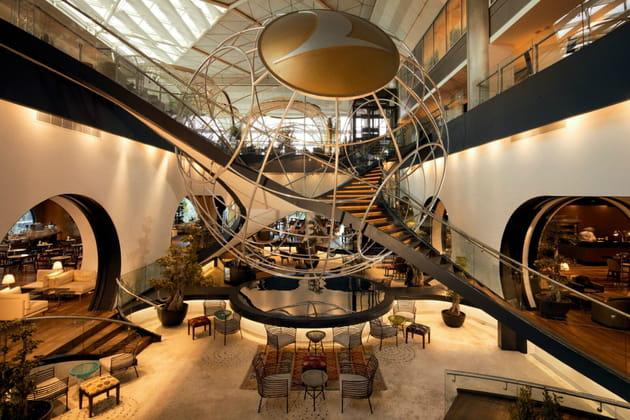Lounge Istanbul: un palace au cœur de l'aeroport