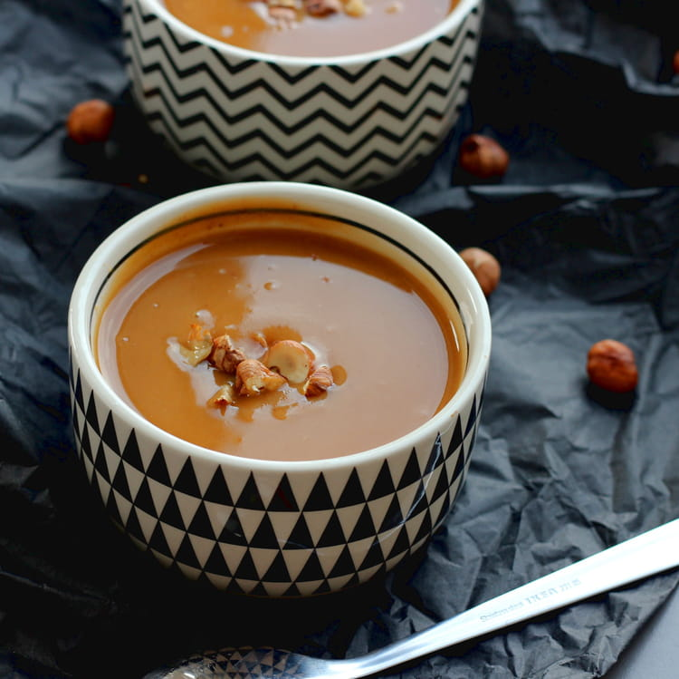 Recette de soupe butternut et ch taigne - Soupe butternut thermomix ...