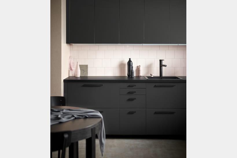 cuisines ikea les nouveaut s ing nieuses et. Black Bedroom Furniture Sets. Home Design Ideas