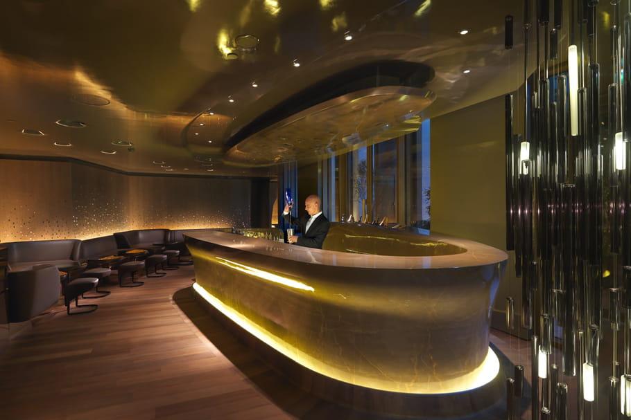 """Le Mandarin Oriental lance son """"Bar à 8tres"""""""
