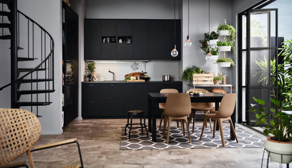 cuisine kungsbacka. Black Bedroom Furniture Sets. Home Design Ideas