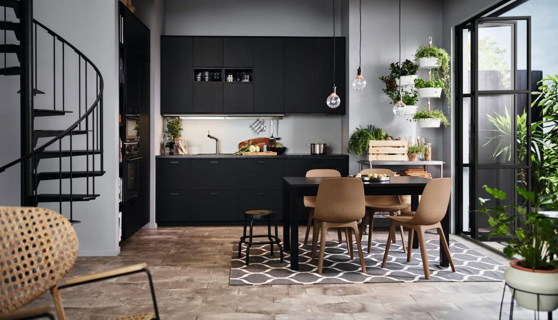 cuisine kungsbacka. Black Bedroom Furniture Sets. Home Design Ideas