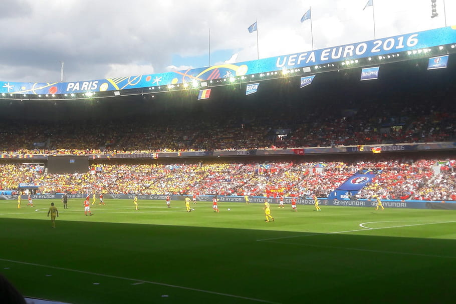 On a testé pour vous... un match de l'Euro 2016