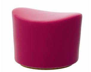 pouf rose bonbon. Black Bedroom Furniture Sets. Home Design Ideas