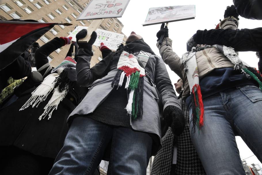 Israël: les femmes se mobilisent pour la paix