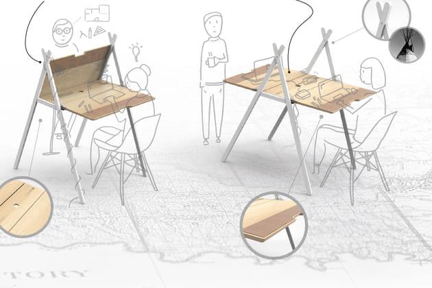 Projet Tipik de Benjamin Chamfeuil