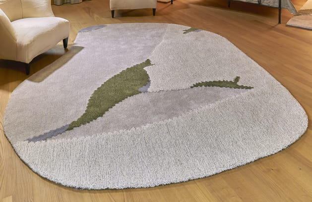 Tapis Printemps par Borella Art Design