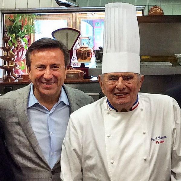 Daniel Boulud, un déjeuner avec Paul Bocuse