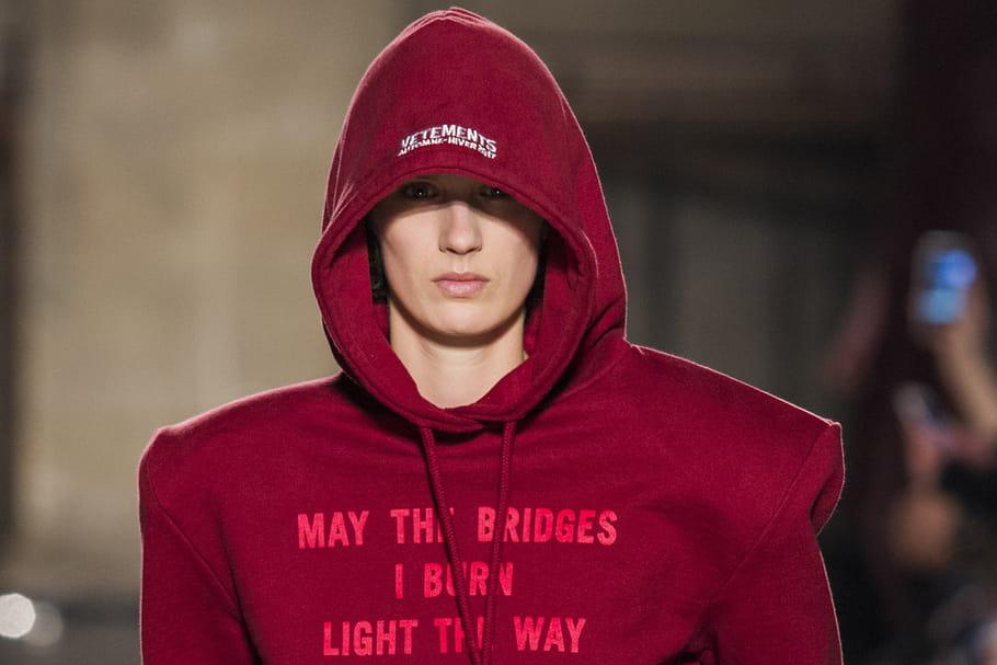 La haute couture invite Vetements à défiler