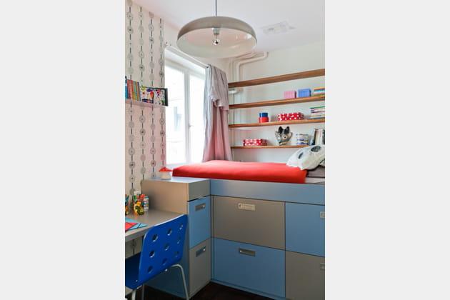 Une chambre optimisée