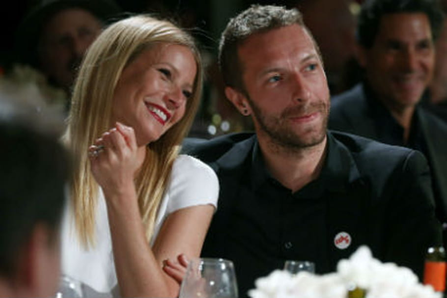 Séparation Gwyneth Paltrow et Chris Martin