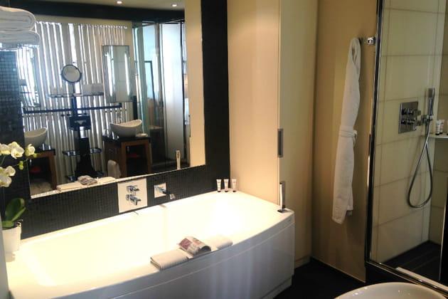 """La salle de bain de la Suite """"So Suite"""""""