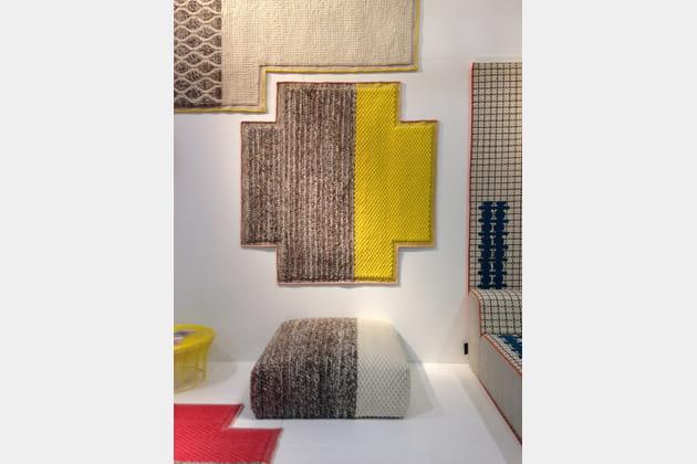 Tapis Patricia Urquiola pour Gan rugs