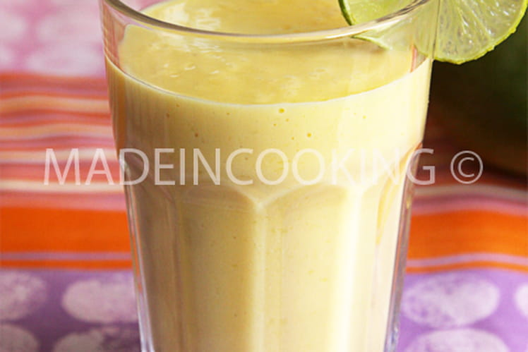 Milk-shake mangue