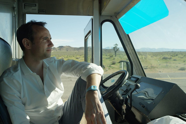 The Chef in a truck: le roadtrip sucré de François Perret