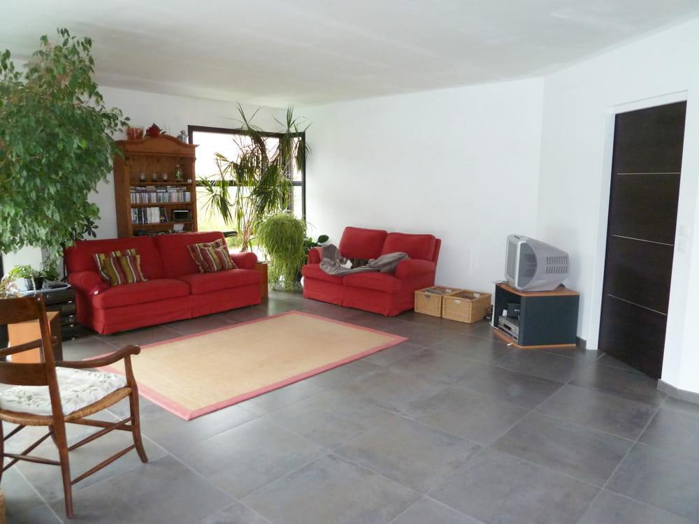 Le relooking d 39 un s jour dans un style atelier for Decoration maison kaufman