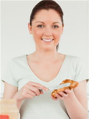 variez les plaisirs en choisissant des pains aux céréales.