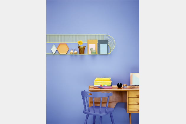 Peinture bleu lavande par sigma coatings for Peinture couleur lavande