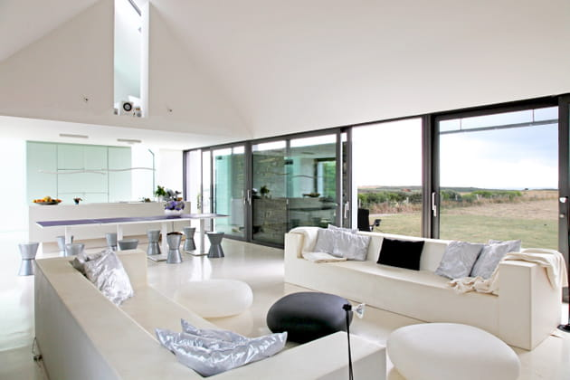 Ambiance minimaliste en Bretagne