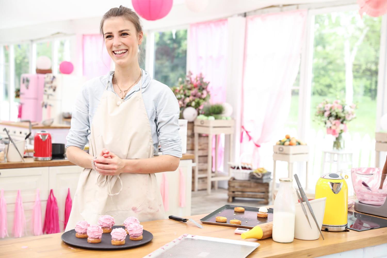 Camille révèle ses meilleurs moments dans Le Meilleur Pâtissier