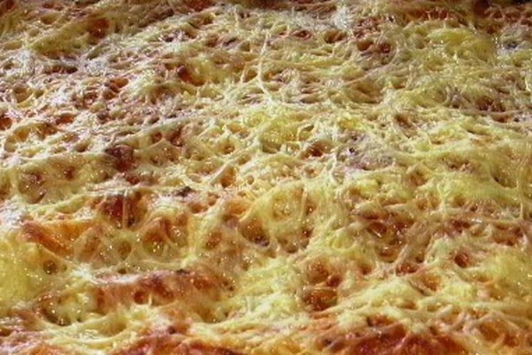 Lasagnes aux trois fromages